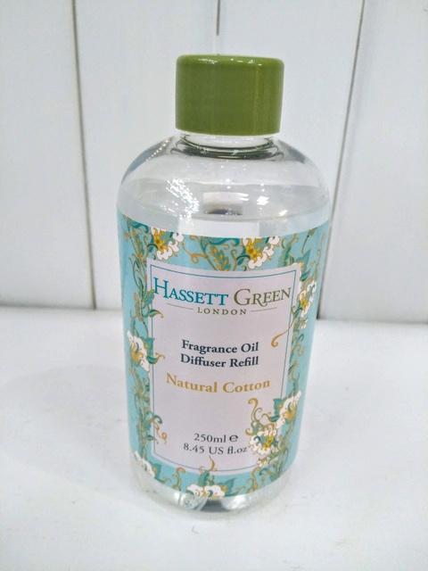 natural cotton oil
