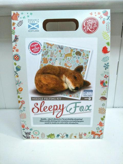 sleepy fox kit
