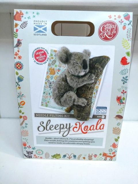 sleepy koala kit