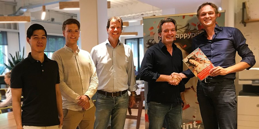 Peak Capital invests in HappyPrinting