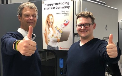 HappyPackaging starts in Germany