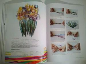 Les tulipes Quilling
