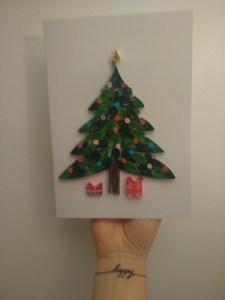 Collage des cadeaux