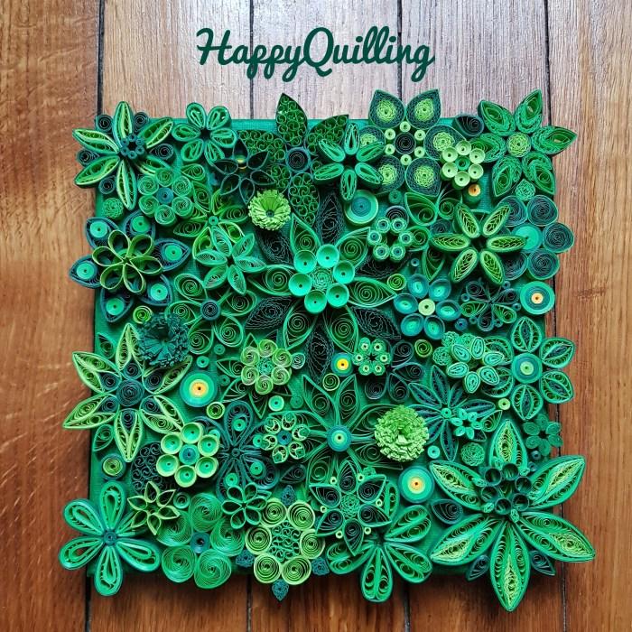 Quilling Nature