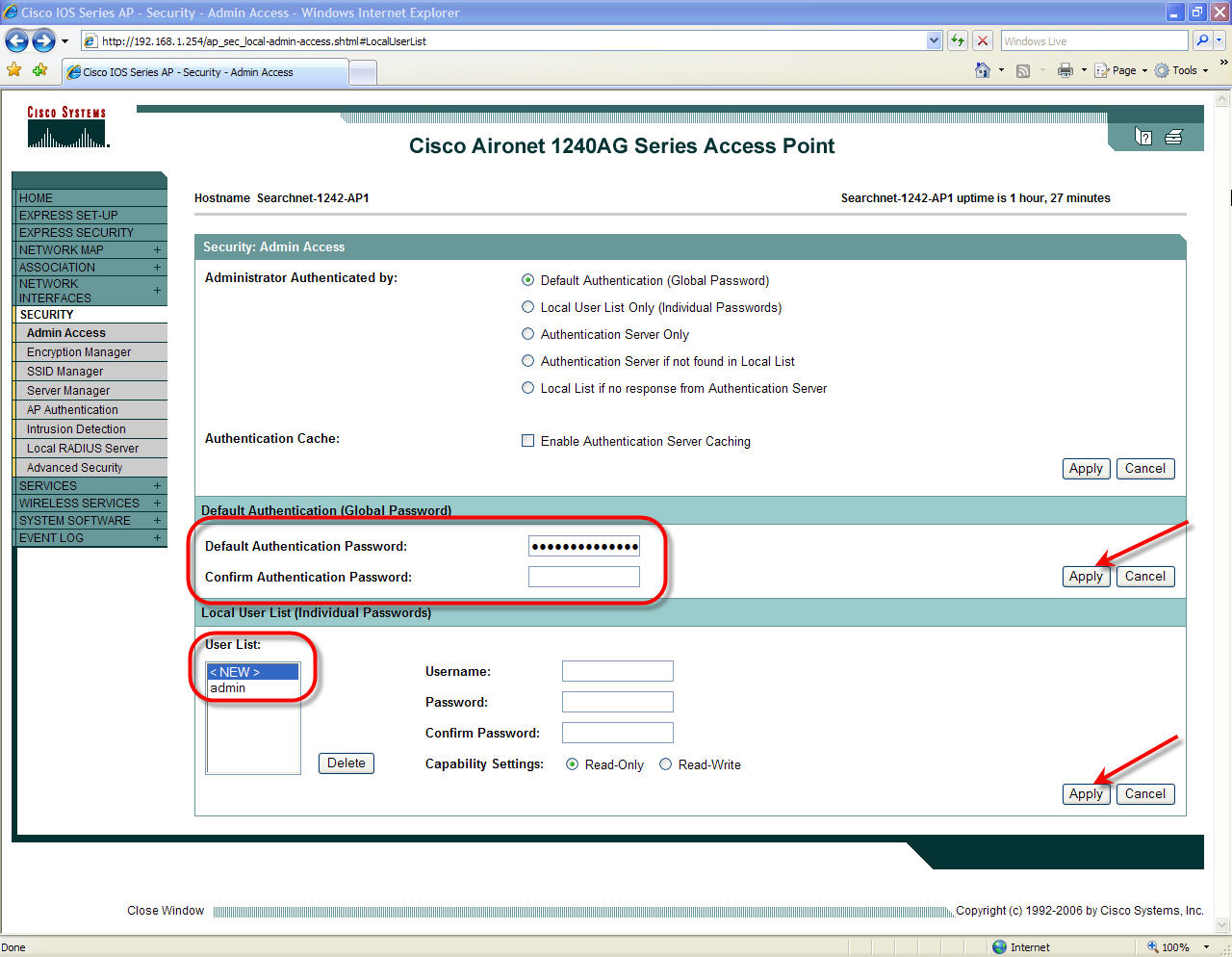 How To Configure A Cisco Wireless Access Point Ap From