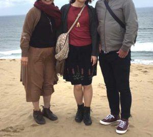 鳥取砂丘での服装と靴