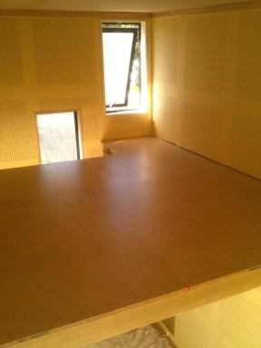 a polished loft