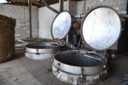 cuves distillation huiles essentielles