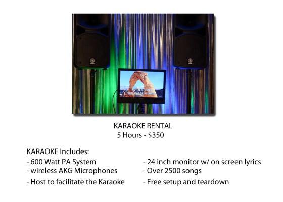Karaokerental