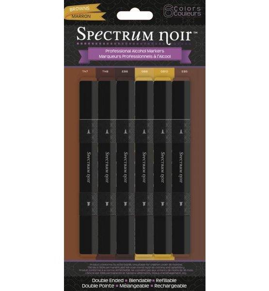 Spectrum Noir - Browns