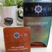 Tea - Stash's Chocolate Mint Oolong
