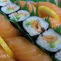 Sushi: Co-Op to-go