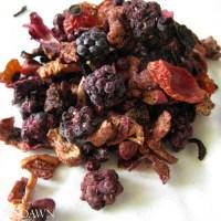 Tea: Even more Lady Hannah's Whole Fruit