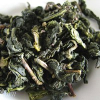 Tea: Quangzhou Milk Oolong