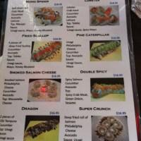 Sushi: Momo sushi