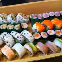 Sushi: Kyoto in Edmonton