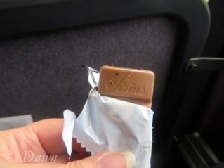 Nizza chocolate with licorice