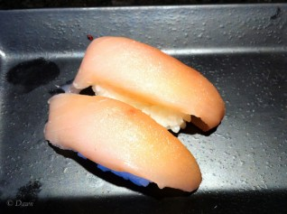 Nigiri sushi - tuna from The One Sushi