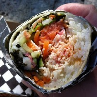 Bento Burrito food truck in Calgary