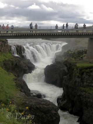 Koluglijufur Falls