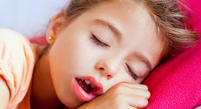 孩童口呼吸影響