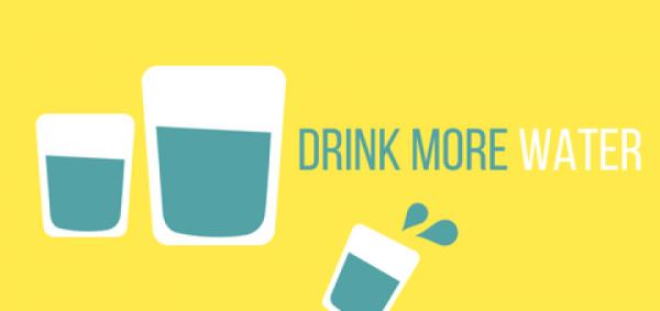 多喝水有助於改善口臭