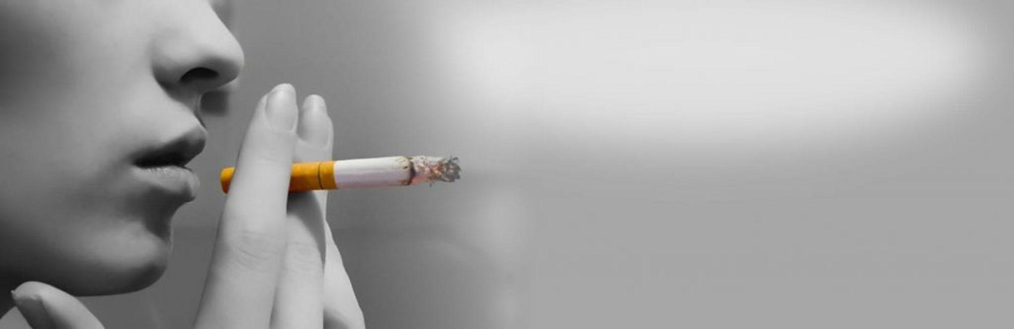 抽煙影響口腔健康