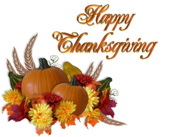 Thanksgiving Photos