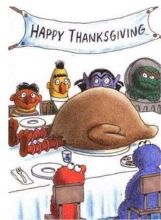 Funny Thanksgiving Photos