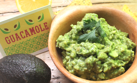how to make guacamole day of the dead