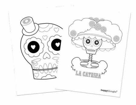 happythought day of the dead