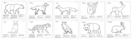 Nice Animal Fact Sheet Template Photos - Entry Level Resume ...