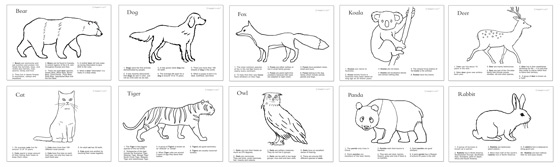 Nice Animal Fact Sheet Template Photos - Entry Level Resume ...