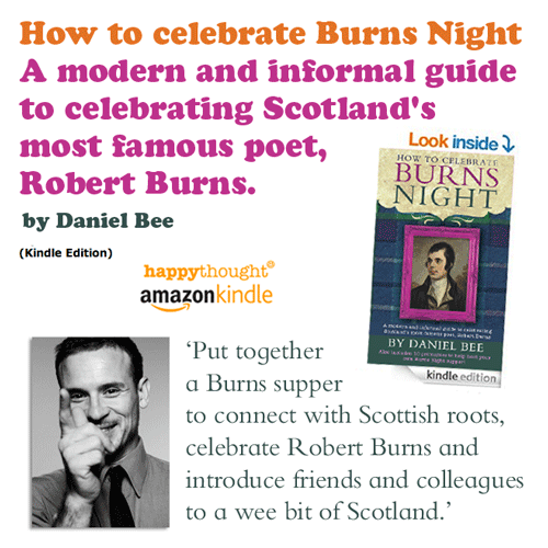 how to celebrate burns night with this simple no fuss planning tips