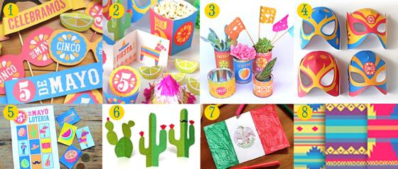 8 Cinco de Mayo party ideas!