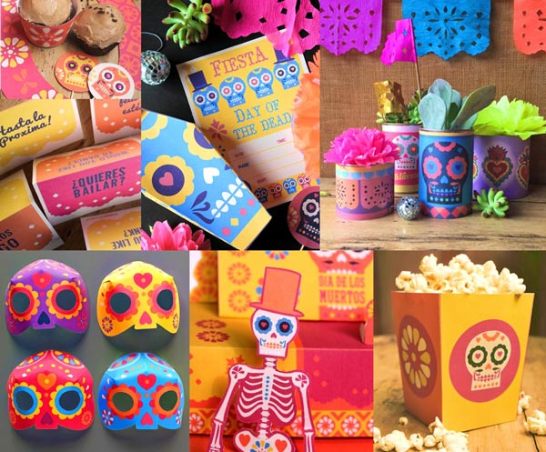 day of the dead craft ideas and simple ideas for day of the dead or el dia de los 7658