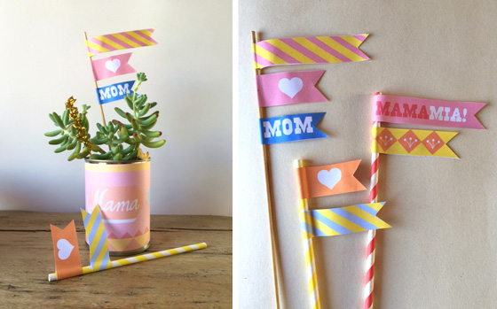 Happy Mothers day ideas: Mother's Day printable labels