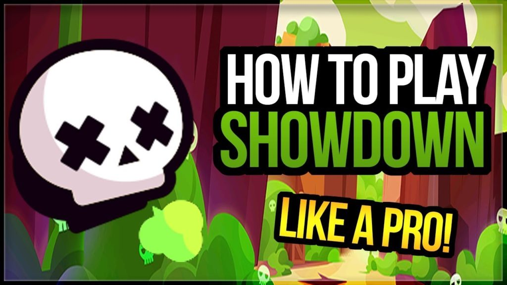 Showdown - Brawl Stars Guide, Tips, Best Brawlers, Wiki, Maps