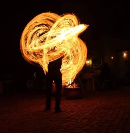 MARCOS FIRE