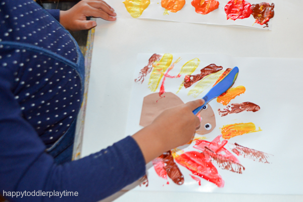 13 Thanksgiving Crafts You Can Do Right Now Happy Toddler Playtime