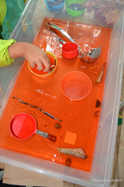 fun activity for toddlers and preschoolers for autumn
