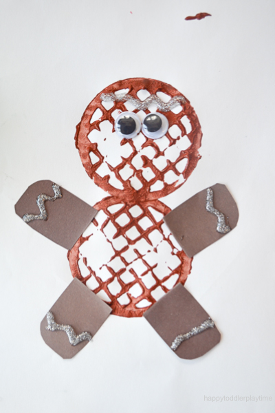 GINGERBREAD MAN 1
