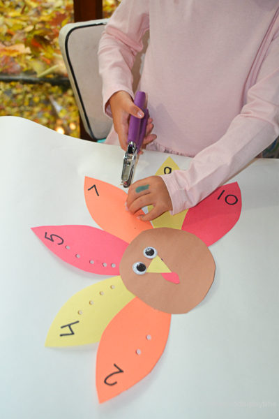HOLE PUNCH TURKEY 11