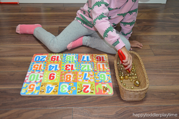 JINGLE BELL PUZZLE COUNTING 0
