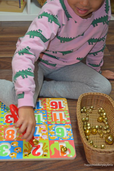JINGLE BELL PUZZLE COUNTING 1