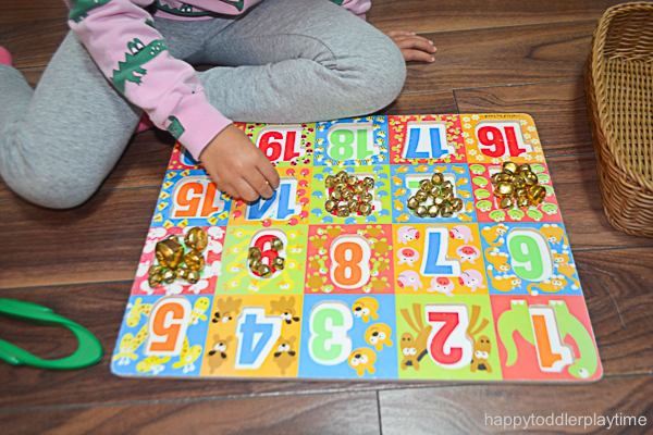 JINGLE BELL PUZZLE COUNTING 6