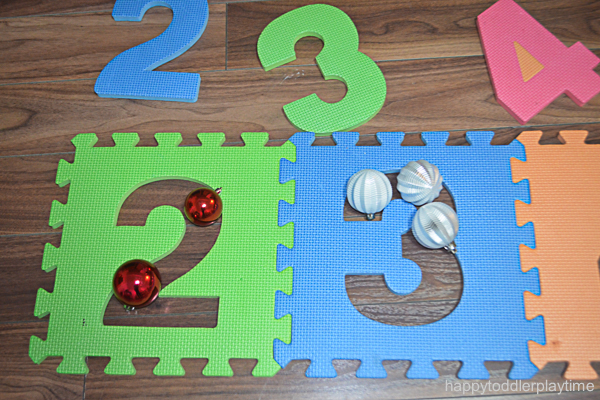 BAUBLES COUNTING 1