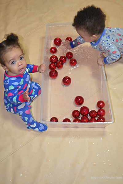 SIMPLE CHRISTMAS BABY BIN 2