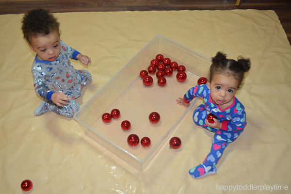 SIMPLE CHRISTMAS BABY BIN 3