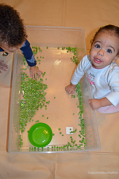 taste safe sensory activity for babies and toddlers